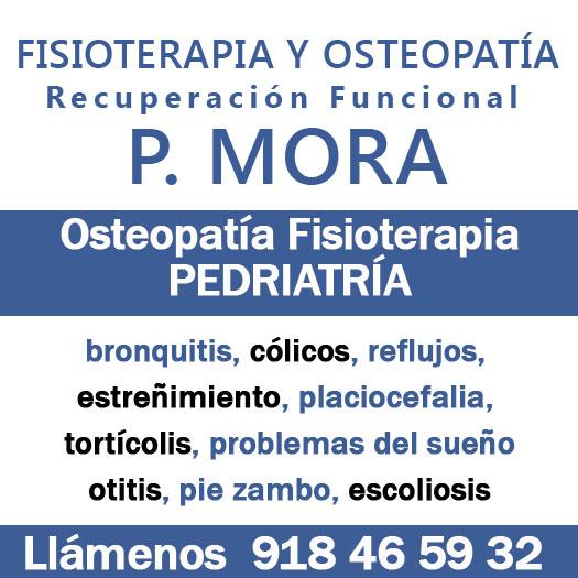 Fisioterapia Osteopatía para Bebés en Colmenar Viejo