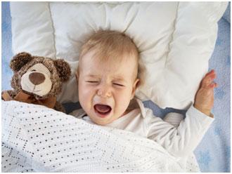 Tratamiento alteraciones sueño bebés con osteopatía