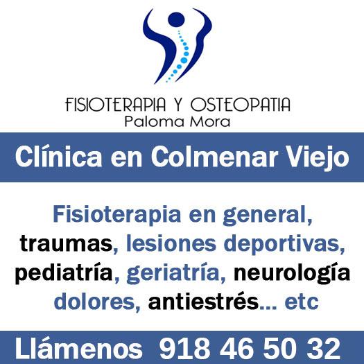 Fisioterapia en Colmenar Viejo