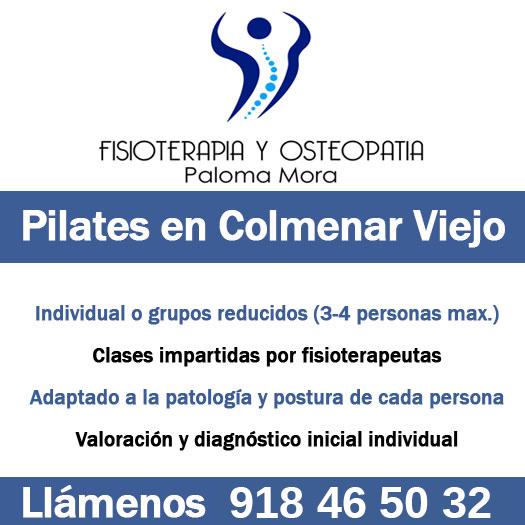 Pilates en Colmenar Viejo